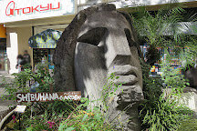 Moyai Statue, Shibuya, Japan