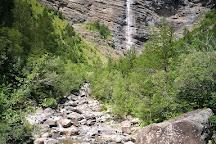 Cascade de la Pisse, Reallon, France