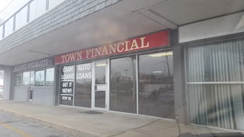 Town Financial Payday Loans Picture