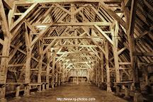 Les Halles Medievales, Dives-sur-Mer, France