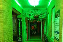 Spookers Haunted Attractions, Karaka, New Zealand
