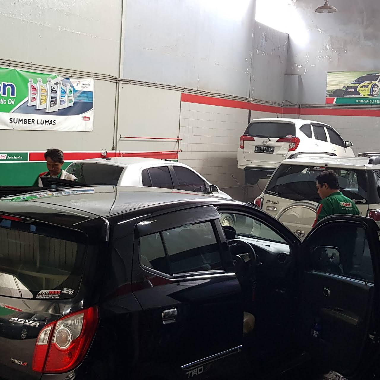 Sumber Lumas Auto Repair Shop