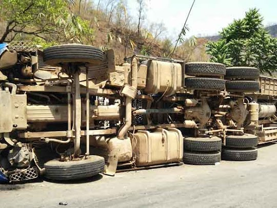 Truck Accidents Caused By Driver Fatigue