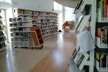 Biblioteca Centro Pedro Salinas, Madrid, Spain