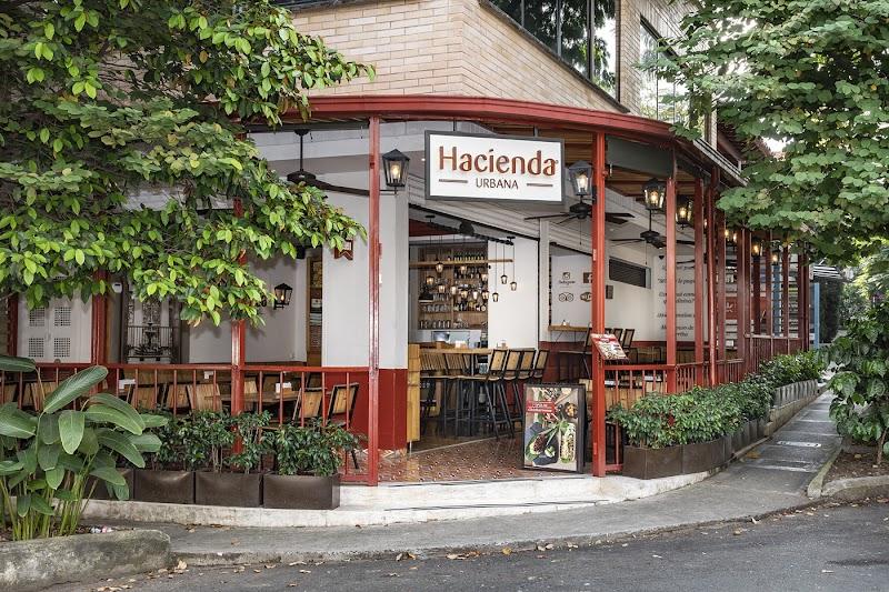 Hacienda - Manila