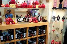 613 Pomegranate Wine, Tel Aviv, Israel