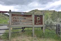 Peterson Creek Park, Kamloops, Canada