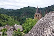 Abbatiale Sainte-Foy de Conques, Conques, France