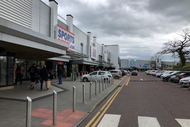 Visit The Coliseum Shopping Park On Your Trip To Ellesmere Port