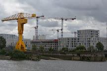 Grue Titan, Nantes, France