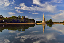 Park of the Pagoda of Chanteloup, Amboise, France