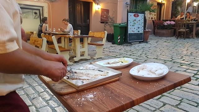 KONOBA DE AMICIS - Fish restaurant Rovinj