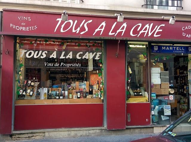 Caviste Tous à la Cave