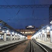 Железнодорожная станция  Kyiv Pasazhyrskyi