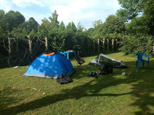 Camping du Domaine de Kerelly