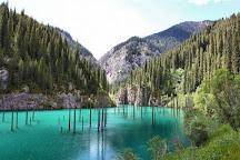 Lake Kaindy, Saty, Kazakhstan