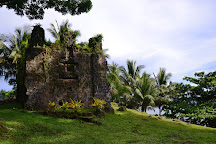 Old Spanish Church Ruins, Camiguin, Philippines