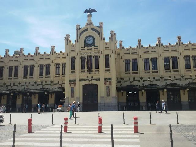 Estacion del Norte