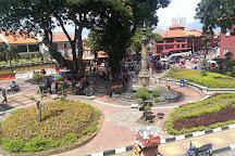 Red Square (Dutch Square), Melaka, Malaysia