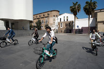 Art Bike Tour, Barcelona, Spain