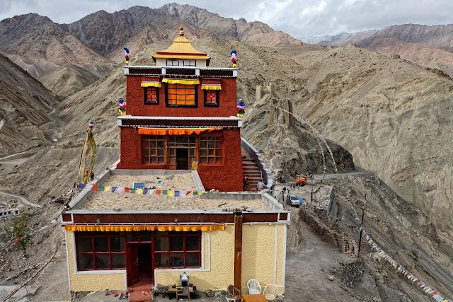 Buddha Maitreya Temple