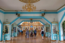 Holy Trinity Russian Orthodox Cathederal, Karakol, Kyrgyzstan