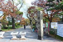 Suminoe Park, Osaka, Japan