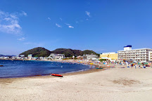 Morito Beach, Hayama-machi, Japan