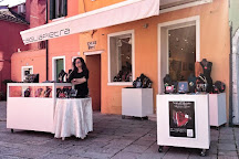 Alessandro Tagliapietra - Murano Glass Jewels, Burano, Italy