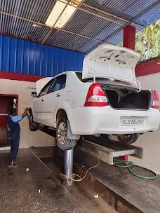 Anand Car Wash thiruvananthapuram
