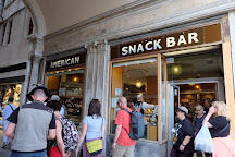 American Snack Bar, Venice, Italy
