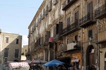 Piazza Bologni, Palermo, Italy