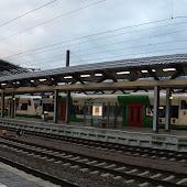 Железнодорожная станция  Erfurt Hbf