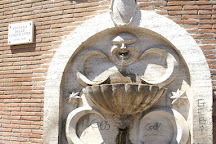 Fontana delle Cinque Lune, Fiumicino, Italy