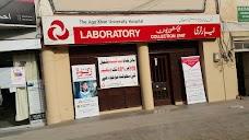 Aga Khan University Hospital Laboratory sargodha