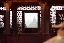 Chaturbhuj Temple, Orchha, India