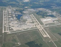 Airport Terminal in St. Joseph MO