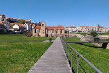 Old Monestary of Santa Clara, Coimbra, Portugal