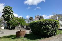 Central Park (Parque Central), San Jose, Costa Rica