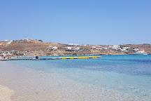 Kalo Livadi Beach, Kalo Livadi, Greece