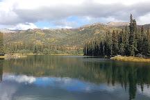Horseshoe Lake Trail, Denali National Park and Preserve, United States