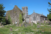 St. Mary's Church of Ireland Graveyard, Dungarvan, Ireland