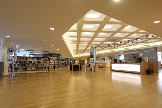 Bibliotheek Amsterdam