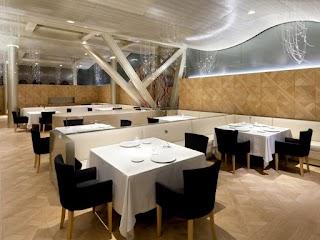 Best Restaurants in Barcelona : Lasarte at Hotel Condes de Barcelona