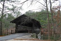 Stone Mountain Covered Bridge, Stone Mountain, United States