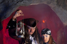 Pirate's Quest Adventure Golf, Newquay, United Kingdom