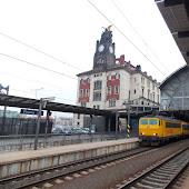 Железнодорожная станция  Praha Hlavni Nadrazi