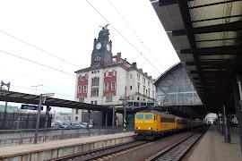 Железнодорожная станция   Prague Prague Main