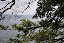 Lake Ikeda, Ibusuki, Japan