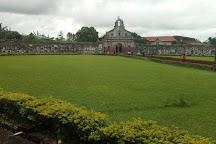 Nagcarlan Underground Cemetery, Laguna Province, Philippines